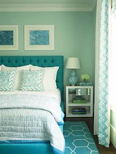 Aqua Bedroom Decorating Ideas by Phoebe Howard House Of Turquoise Home Decor