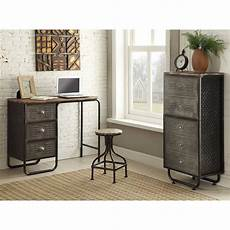 home office suite furniture set shop 4d concepts 140251 locker desk at atg stores browse