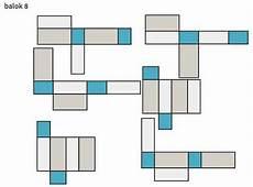 Gambar Jaring Jaring Balok Beserta Variasi Dan Cara Membuatnya
