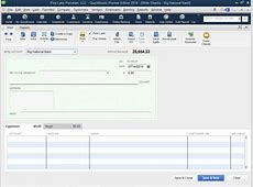 quickbooks check printing issues