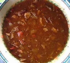 Rezept Für Gulaschsuppe - gulaschsuppe ungarische lisa50 chefkoch de
