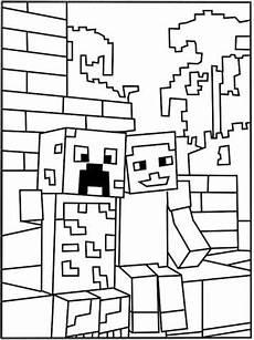 Quiver Malvorlagen Minecraft N 19 Kleurplaten Minecraft