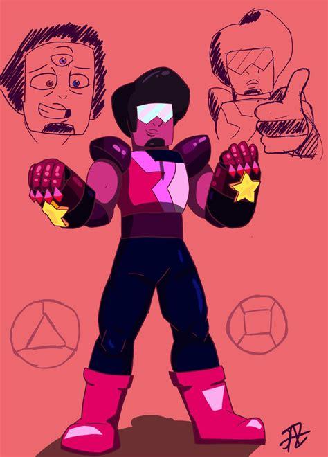 Steven Universe Male Gems