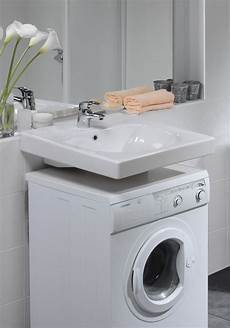 Bathroom With A Washing Machine 5 Ways Of Arranging It