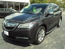 used 2014 acura mdx advance for sale 28 918 executive auto sales stock 1490
