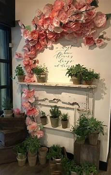 gallery flower wall ideas my trip to magnolia market things to if you visit