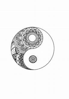 ying yang mandalas fondo de pantalla yin yang tattoos