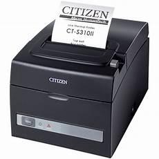 citizen ct s601ii thermal receipt printer cash