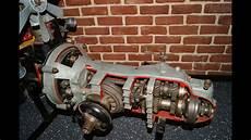 motor mit getriebe schnittmodell motor getriebe awe bvf vergaser ifa z b f9