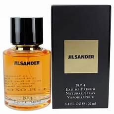 jil sander no 4 eau de parfum 50 ml parfumworld