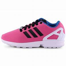 adidas zx flux womens trainers in pink