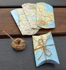 Originelle Geschenkverpackung Basteln - great ideas for green wrapping paper