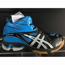 Sepatu Volly Fila original professional ballistic md sepatu voli 40 r blue