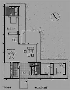 mies van der rohe house plans plan house mies van der rohe architecture pesquisa