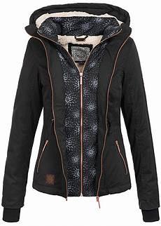 s oliver jacken damen aiki damen winter jacke kapuze 2 zip taschen vorne