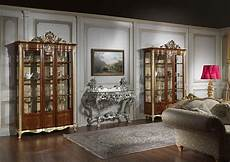 sale da pranzo di lusso mobile vetrina per soggiorno in stile classico vimercati