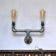 industrial double wall light by industrial by design notonthehighstreet com