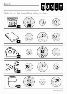 australian money no prep worksheets by lavinia pop tpt