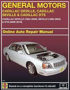 online car repair manuals free 2002 cadillac deville transmission control 2002 cadillac deville haynes online repair manual select access ebay