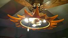 let s try to make a sun light for the ceiling fan