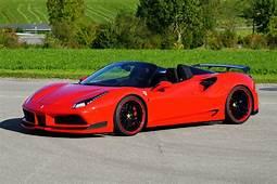 Official 772hp Novitec N Largo Ferrari 488 Spider  GTspirit