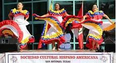 hispanic trails cultural festival a san antonio festival of the food music of latin america