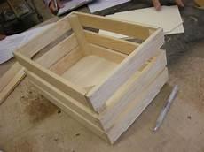 Selbermachen Heimwerker Workshop Holzkisten Holzkiste