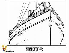 Gratis Malvorlagen Titanic Titanic Ausmalbilder