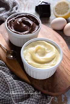 crema pasticcera o pasticciera crema pasticcera ricetta classica e al cioccolato