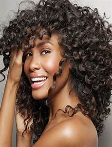 American Curly Hairstyles