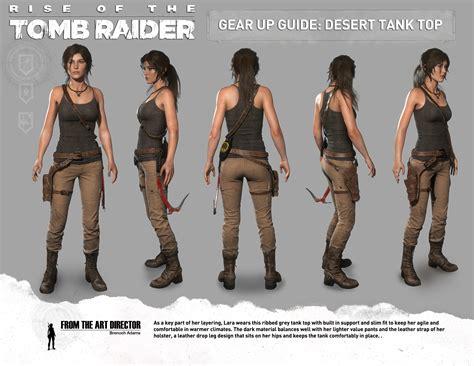 Lara Croft Tank Top