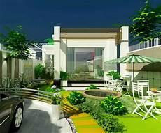 Haus Vorgarten Gestalten - modern homes beautiful garden designs ideas new home
