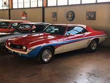 1969 Chevrolet Camaro Z28  Franks Car Barn