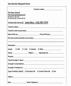 vehicle repair request form template free 35 service form in templates pdf