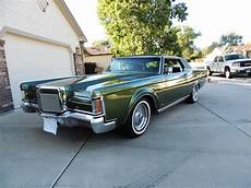 1971 Lincoln Continental Iii For Sale Classiccars