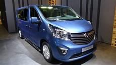 opel vivaro innen 2018 opel vivaro combi l2 exterior and interior auto