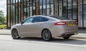 Ford Mondeo New UK Range Revealed Including ST Line