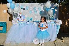 Frozen Themed Birthday Decorations how to prep the ultimate frozen themed birthday
