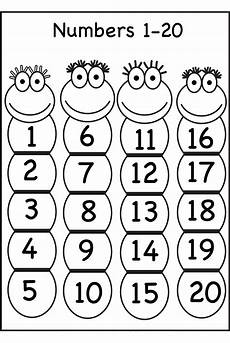 trace numbers 1 20 for numbering lesson printable shelter