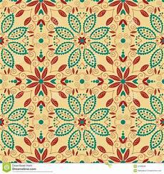 Arabische Muster Malvorlagen Xing Traditional Ornament Seamless Pattern Stock
