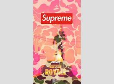 Supreme Fortnite Wallpapers   Wallpaper Cave