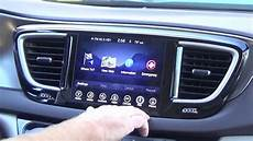 chrysler pacifica factory uconnect gps navigation radio