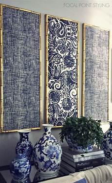 wandbilder aus stoff bambusst 228 be und stoff ergeben eine richtig tolle