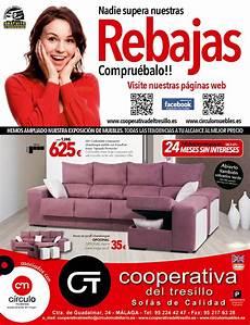 Cooperativa Tresillo revista rebajas cooperativa tresillo julio15 by circulo