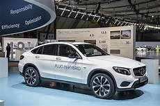 photo mercedes glc coupe hybride rechargeable