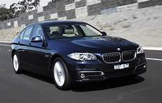 2015 bmw 5 series gets new option packages 550i phased