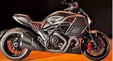 Diavel Quot Limited Quot Ducati E Diesel Svelano Alla Settimana