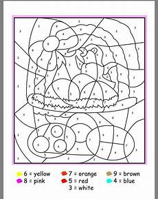 color by number easter coloring sheets 18104 easter color by numbers easter colors easter coloring sheets coloring pages for