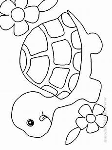 Malvorlage Tiere Einfach Easy Animal Coloring Pages For At Getcolorings
