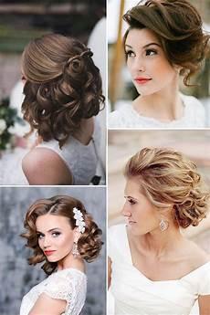 How To Style Medium Hair For A Wedding